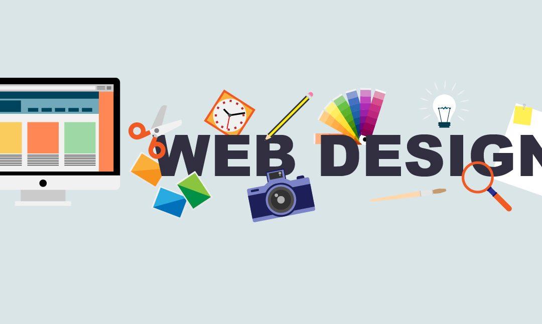 Designed to Impress, Website Creation